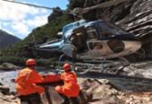 Corpo de turista francês é resgatado na Cachoeira da Fumaça | Foto: