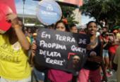 Mudança une protestos a reverência às mulheres | Foto: