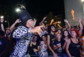 Carlinhos Brown comanda Arrastão da Meia-Noite no último dia de Carnaval | Foto: