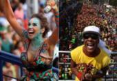 Daniela Mercury, Léo Santana e Psirico se destacam no Campo Grande | Foto: