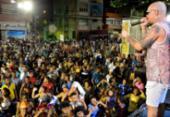 Carnaval na Liberdade anima foliões com muito pagode | Foto: