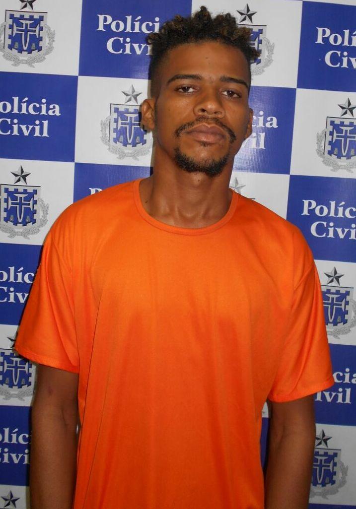 Durante a ação, a polícia prendeu Leandro Fernandes da Silva, o Lepo