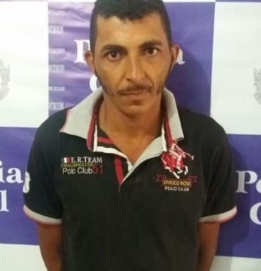 Hilário ateou fogo na namorada em São Paulo e fugiu para a Bahia - Foto: Divulgação | Polícia Civil