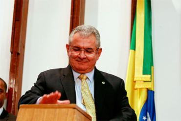 Deputado Ângelo Coronel foi eleito presidente da AL-BA - Foto: Joá Souza | Ag. A TARDE | 27.01.2017