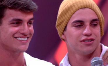 Gêmeos se reencontram após a eliminação de Manoel - Foto: Reprodução