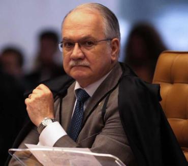 Edson Fachin, relator da Lava Jato no Supremo Tribunal Federal (STF) - Foto: José Cruz | Agência Brasil