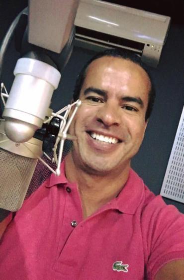 Fred Linhares também é radialista - Foto: Reprodução   Facebook
