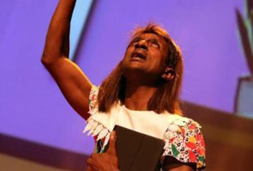 Luís Miranda faz curta temporada de '7Conto' no Teatro Jorge Amado