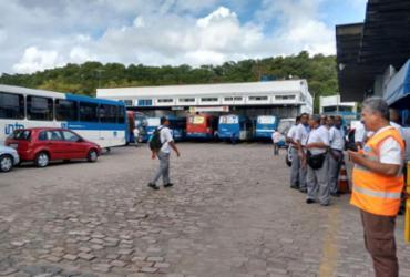 Empresas de ônibus pagarão multa de R$ 648 mil por paralisação desta quarta