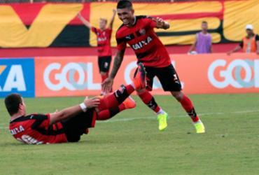 Leão marca no final e bate América-RN pela Copa do Nordeste