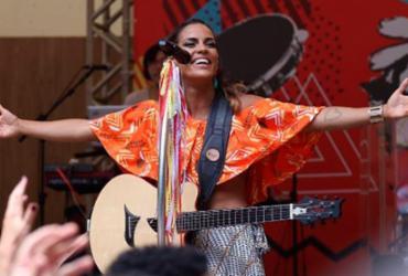 Ju Moraes lança CD ao vivo gravado no Parque da Cidade