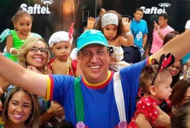 Shopping na Paralela promove Carnaval para crianças