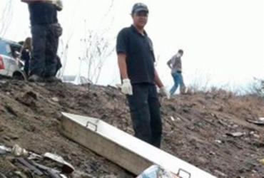 Crânio é encontrado em terreno baldio em Feira