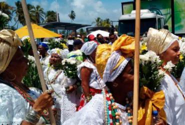 Lavagem de Itapuã encerra festas de largo antes do Carnaval