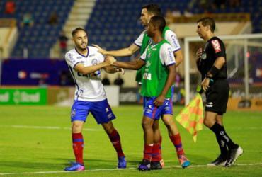 Bahia vence Sergipe e enfrenta Paraná na 2ª fase da Copa do Brasil