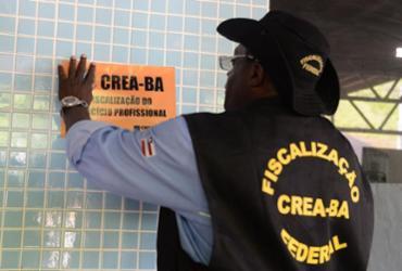 Crea-BA faz campanha por segurança em camarotes