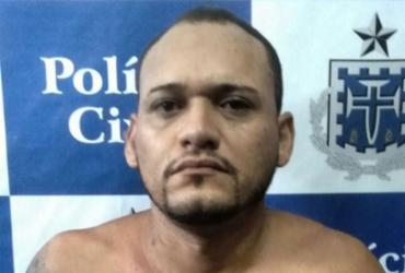 Suspeito de tráfico é preso na Bahia