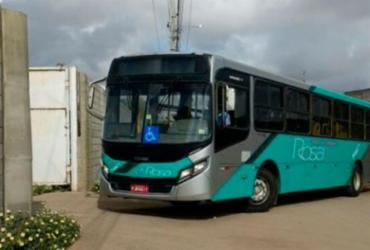 Ônibus que estavam escondidos em fazenda são devolvidos para banco