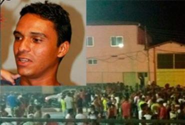 Homem é morto e dois são feridos em jogo de futebol na Bahia