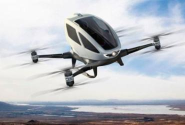 Dubai autoriza primeiro táxi voador do mundo