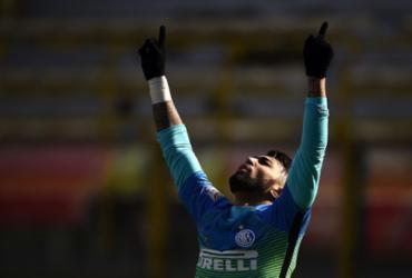 Gabriel marca o 1º em jogos oficiais e Inter bate o Bologna pelo Italiano