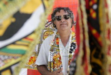 Ilê Aiyê leva à avenida a influência dos povos jeje | Foto: Raul Spinassé | Ag. A TARDE | 18.02.2017