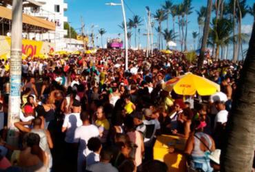 Furdunço lota Circuito Orlando Tapajós em Salvador