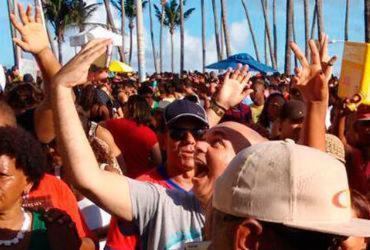 Furdunço agita os foliões no pré-carnaval