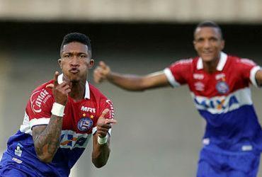 Bahia bate Juazeirense e assume vice-liderança do Baianão