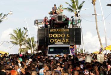 Furdunço encerra prévia da folia na Barra com festa de axé e paz