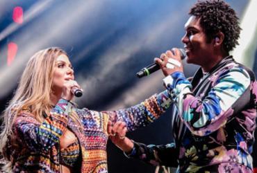 Denny vai dividir a cena com a cantora Millane Hora