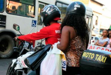 Mototaxistas de Salvador terão atividade regulamentada nesta quarta