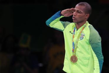 Após ouro inédito, Robson Conceição fica fora de premiação do COB
