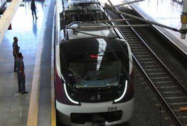 Metrô funcionará normalmente durante o Carnaval