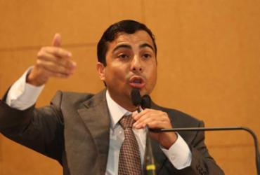 Deputado Marcell Moraes denuncia extorsão de site noticioso de Salvador