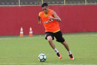 Vitória recebe Bragantino em jogo decisivo no Barradão