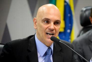 Comissão aprova Alexandre de Moraes para o Supremo