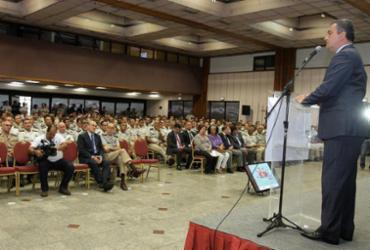 Governo do estado divulga plano de ação na festa