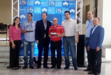 Indiana ganha prêmio da Ford Brasil