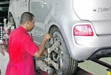 Cuide bem dos pneus