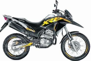 Honda estreia a moto XRE 300 Adventure | Foto: Divulgação Honda