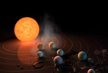 Cientistas descobrem sistema planetário com sete 'irmãs' da Terra