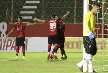 Vitória passa pelo Bragantino e garante vaga na próxima fase