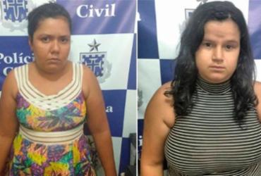 Primas deixam filhos de 3, 4 e 7 anos sozinhos e são presas em Paulo Afonso