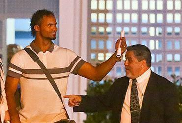 Ex-goleiro Bruno deixa a prisão após habeas corpus do STF