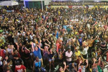 Festa mantém índices de furtos, roubos e lesões corporais reduzidos