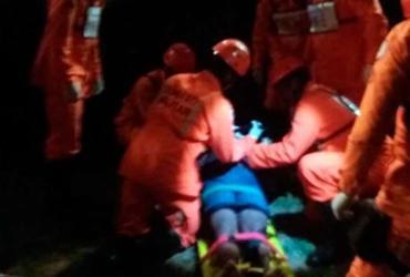 Mulher de 56 anos cai de altura de 3 metros no Circuito Dodô |