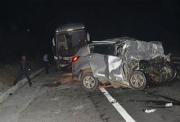 PM morre em acidente na BR-407 quando voltava para casa