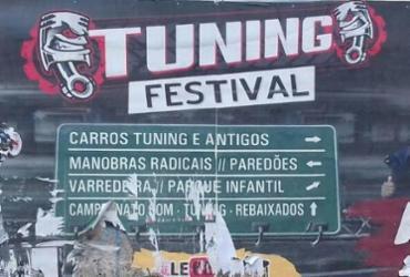 Prefeitura de Salvador cancela 'Tuning Festival' por sujar a cidade