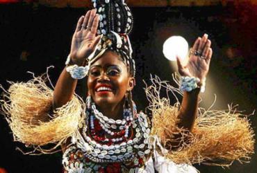 Professora de dança é a nova 'Deusa do Ébano' do Ilê